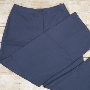 J. Crew Gray Wool Dress Pants